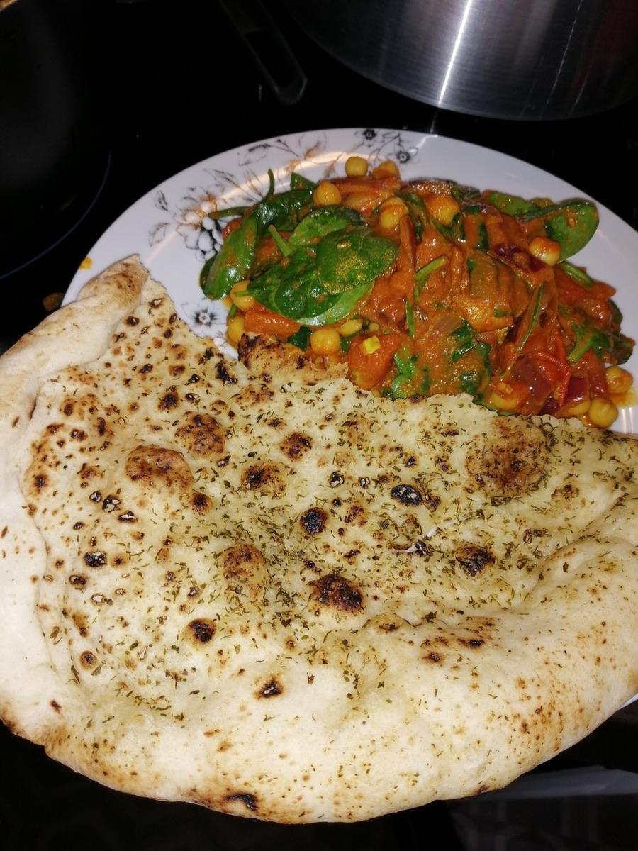 Vegan meal Kenya has