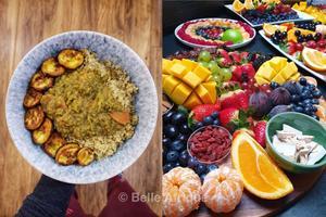 plantbased food made by Belle Afrique